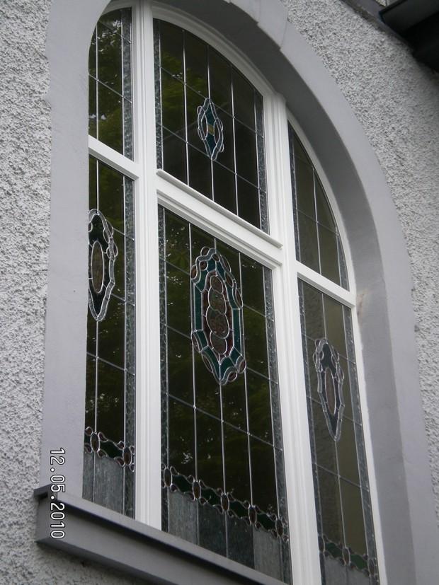 Glas-Arbeit von Tischlermeister Gottschall